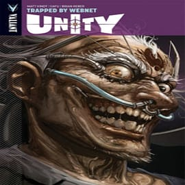 Unity Volume 2: Trapped By Webnet TP (Paperback)Books