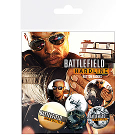 Battlefield Hardline Badge PackBadgesCover Art