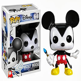 Mickey Mouse Epic Mickey Pop Vinyl FigureFigurines