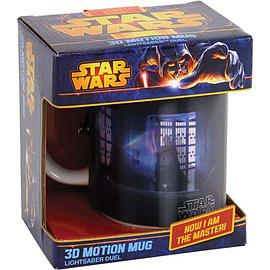 Star Wars 3D Motion MugHome - Tableware