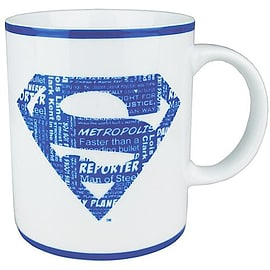 Superman Text Logo MugHome - Tableware