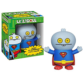 Superman Babo Uglydoll FigureFigurines