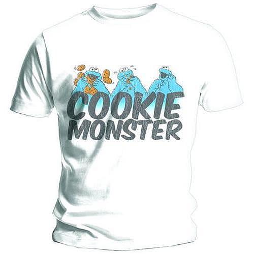 Sesame Street Cookie Monster Small