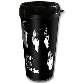 The Beatles With The Beatles Travel MugHome - Tableware