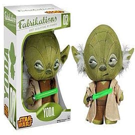 Star Wars Yoda Fabrikations PlushToys and Gadgets