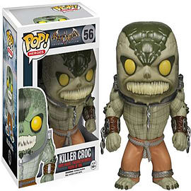 Batman Arkham Asylum Killer Croc Pop Vinyl FigureFigurines
