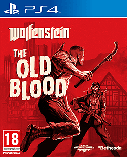Wolfenstein: The Old BloodPlayStation 4Cover Art