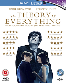 The Theory of EverythingBlu-ray