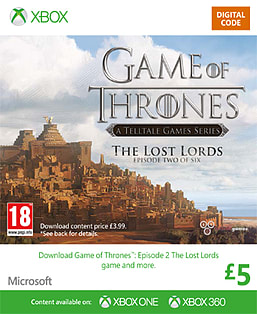 Game of Thrones - Episode 2 for XBOX ONE