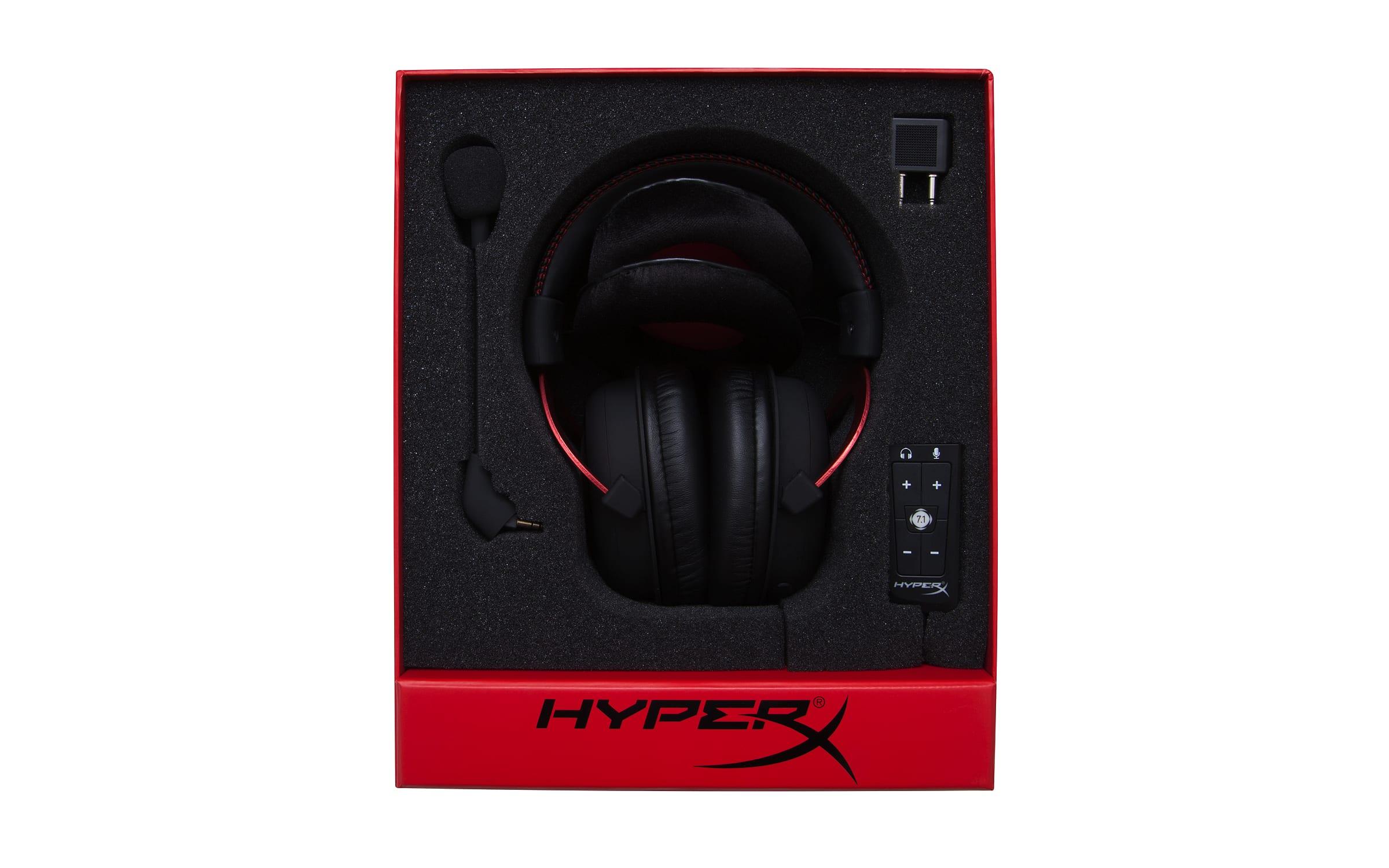 50491daafd7 Buy HyperX Cloud II Pro Gaming Headset (Black/Red) | GAME