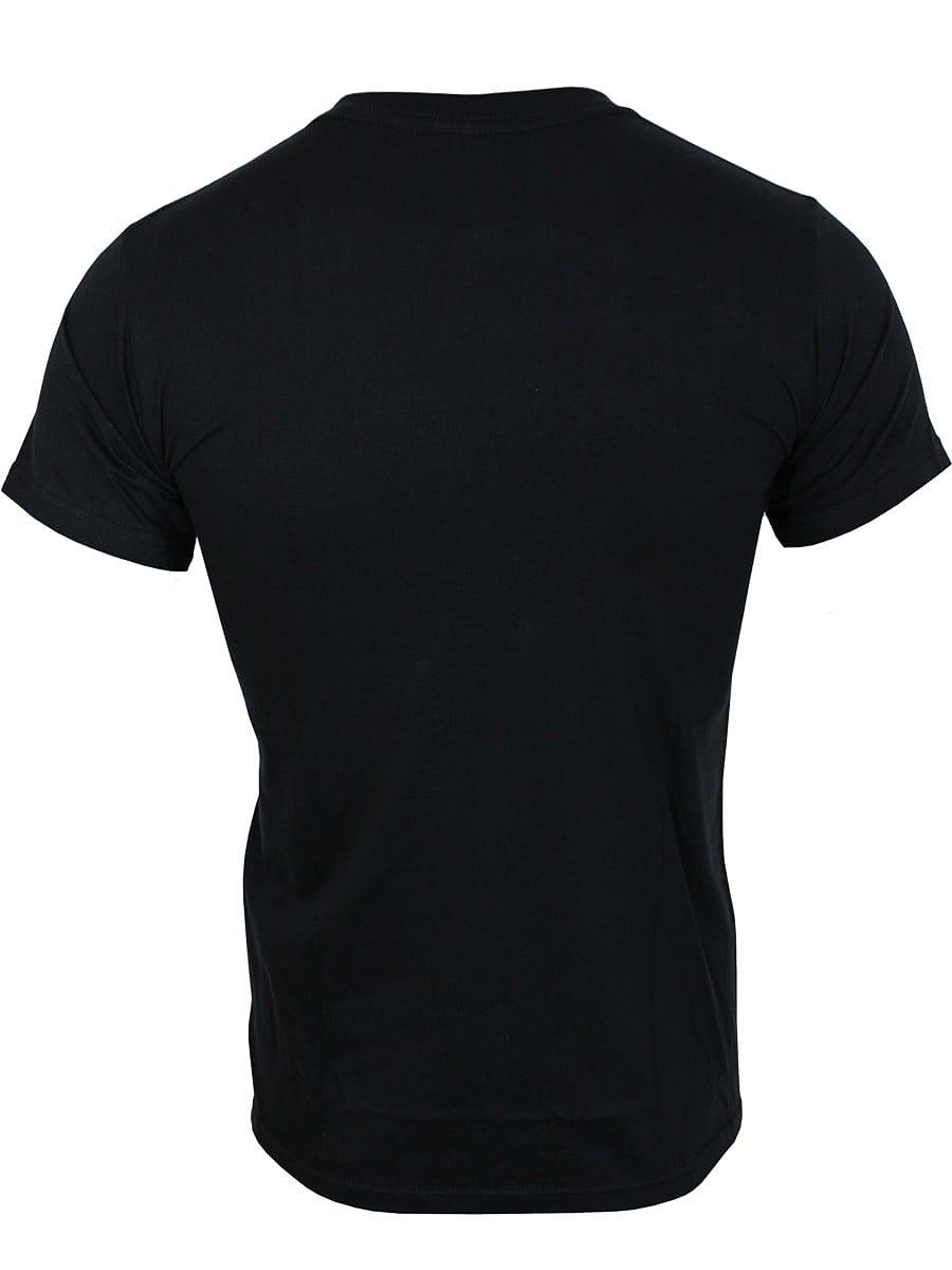 36c765dfe Nintendo The Legend Of Zelda Link Triforce Black Men's T-shirt: Medium  (Mens 38 - 40)