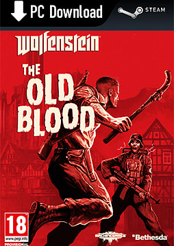 Wolfenstein: The Old BloodPCCover Art