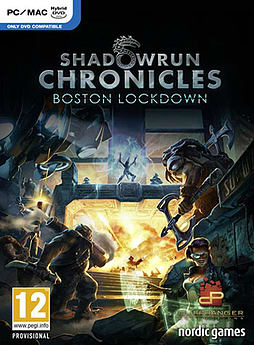 Shadowrun Chronicles: Boston Lockdown PC