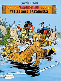 The Island Prisoners (Yakari) (Paperback)Books