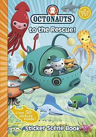 Octonauts to the Rescue Sticker Book (Paperback)Books