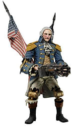 NECA Bioshock Infinite George Washington Heavy Hitter PatriotFigurines