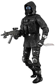 NECA 7-inch Resident Evil Vector Action FigureFigurines