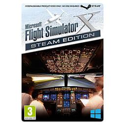 Microsoft Flight Simulator X - Steam Edition PC Games