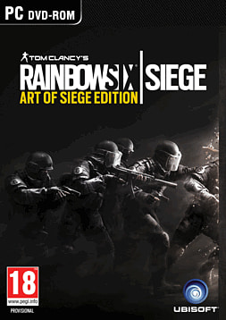 Tom Clancy's Rainbow Six: Siege - Art of Siege Edition PC Games