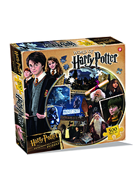 Harry Potter Philosophers Stone 500 Piece Jigsaw PuzzlePuzzles and Board Games