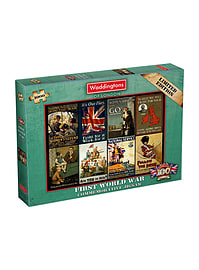 First World War 1000 Piece Jigsaw PuzzlePuzzles and Board Games