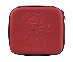 Super Mario 2DS Travel Zip Case - Red (2DS) 3DS