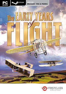 Early Years of Flight (Flight Simulator X Add-On) PC
