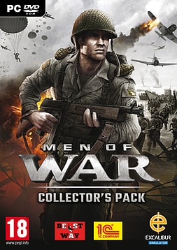 Men of War: Collector's Pack PC Games