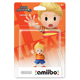 Lucas - amiibo - Super Smash Bros CollectionAmiibo