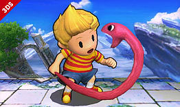 Lucas - amiibo - Super Smash Bros Collection screen shot 5