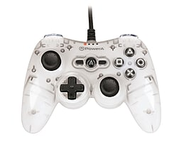 Mini Pro Ex Wired Controller - White (PS3) PS3