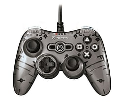 Mini Pro Ex Wired Controller - Grey (PS3) PS3
