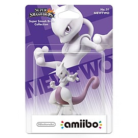 Mewtwo - amiibo - Super Smash Bros CollectionAmiibo