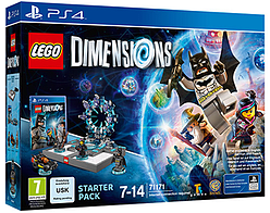 LEGO Dimensions Starter Pack, PS4