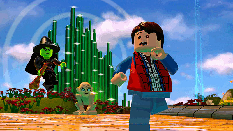Buy LEGO Dimensions Starter Pack | Free UK Delivery | GAME