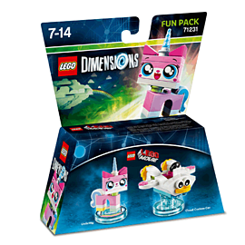 Unikitty Fun Pack - LEGO Dimensions - The LEGO MovieLEGO Dimensions