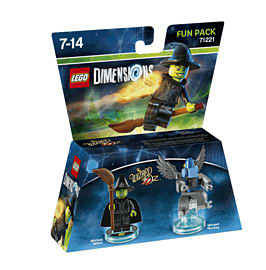 Wicked Witch Fun Pack - LEGO Dimensions - The Wizard of Oz LEGO Dimensions