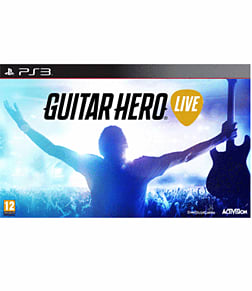 Guitar Hero LIVE with SoundDial Festival Pack & Guitar Strap PlayStation 3
