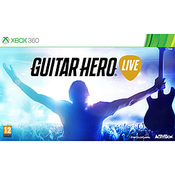 Guitar Hero LIVE with SoundDial Festival Pack & Guitar Strap Xbox 360