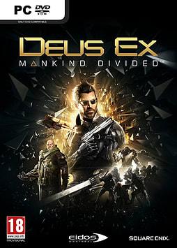 Deus Ex: Mankind Divided PC Games