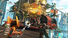 Ratchet and Clank screen shot 2