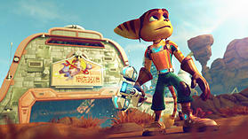 Ratchet and Clank screen shot 4