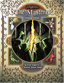 The Mysteries Revised Ed.Books