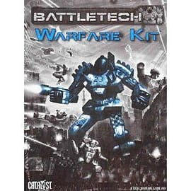 Battletech Warfare KitBooks