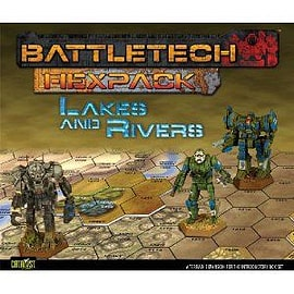 Cbt Hexpack: Lakes and RiversBooks