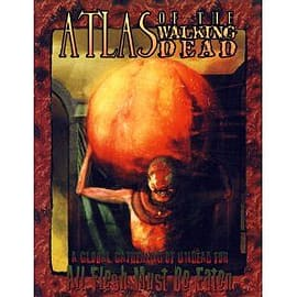 Atlas Of The Walking DeadBooks