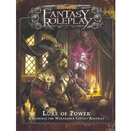 Warhammer Fantasy Roleplay Lure Of PowerBooks