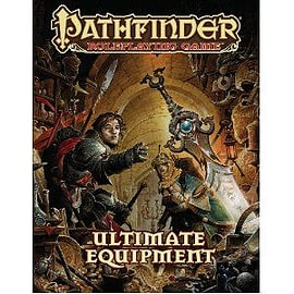 Pathfinder Ultimate EquipmentBooks
