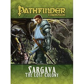 Sargava The Lost Colony: Pathfinder CompanionBooks