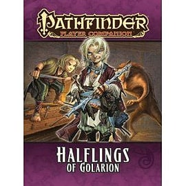 Halflings Of Golarion: Pathfinder CompanionBooks